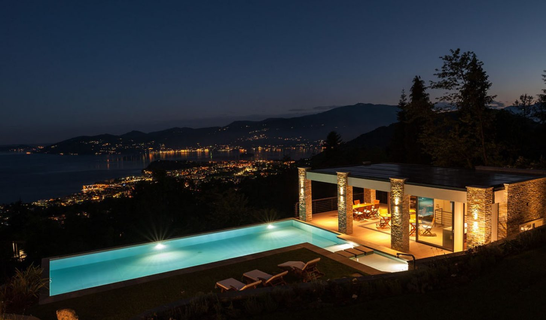 PISCINE VERBANO - Villa Sharp (1)
