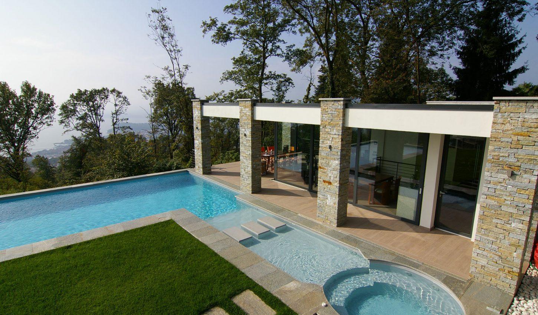 PISCINE VERBANO - Villa Sharp (2)