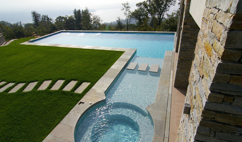 PISCINE VERBANO - Villa Sharp (4)